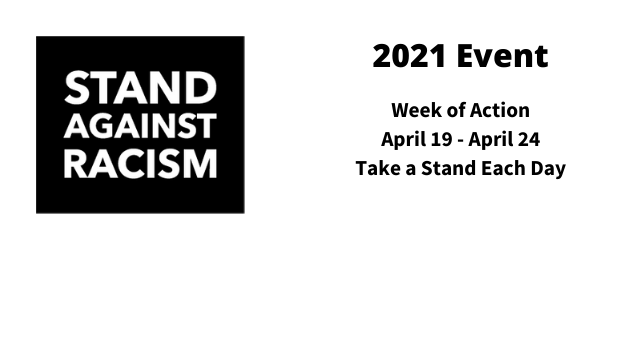 Stand Against Racism 2021